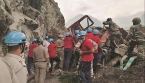 Himachal landslide: Death toll rises to 13, rescue operation underway