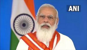 Shivaji Maharaj's 'Hindavi Swaraj' unparalleled example of good governance, says PM Modi