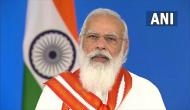 PM Modi extends greetings on 75th Independence Day