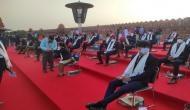 Neeraj Chopra, Sindhu, Mirabai Chanu highlight India's Olympic contingent at 75th Independence Day celebrations