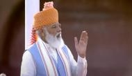 PM Modi greets nation on 75th Independence Day, remembers India's freedom fighters