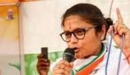 कांग्रेस पार्टी को बड़ा झटका देते हुए सुष्मिता देव ने छोड़ी पार्टी, ज्वाइन कर सकती हैं TMC