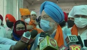 Afghanistan-Taliban Crisis: India concerned about people of Indian-origin stranded in Afghanistan, says Hardeep Puri