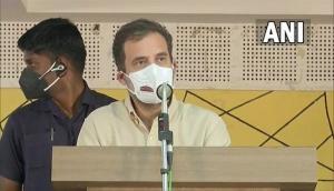 Demonetisation, GST, farm laws weaken Indian economy: Rahul Gandhi