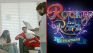 Karan Johar commences first shoot schedule of 'Rocky Aur Rani Ki Prem Kahani'