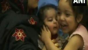 Video of Hope: From Kabul to Ghaziabad, an infant among 168 people evacuated on an Indian Air Force's C-17 aircraft