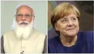 PM Modi, German Chancellor discuss security situation in Afghanistan