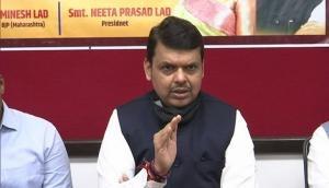Maharashtra: Devendra Fadnavis slams Thackeray govt for neglecting farmers issues