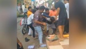Bangle seller thrashed in Indore, booked for allegedly harassing women
