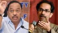 Maharashtra: Union Minister Narayan Rane booked for 'derogatory remarks' against Uddhav Thackeray