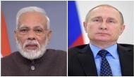 PM Modi, Vladimir Putin discuss Afghanistan, agree to continue close consultations