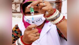 Coronavirus Pandemic: India's COVID-19 vaccination coverage crosses 600 million mark