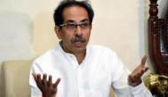 BJP MLA demands action against Uddhav Thackeray over his 'derogatory remarks' against Yogi Adityanath