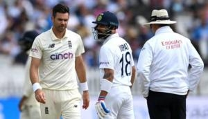Eng vs Ind: If Kohli gets going he can be very destructive, says Anderson