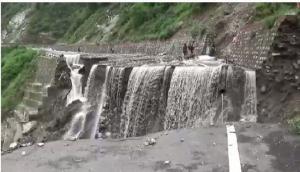 Uttarakhand: National Highways blocked in Tehri Garhwal after heavy rains