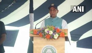 Commissioning of ICGS 'Vigraha' showcases significant improvement in our coastal defense capability: Rajnath Singh
