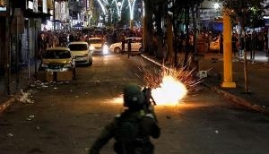 Dozens of Palestinians injured in West Bank clashes with Israeli forces