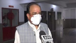 Union Minister Ajay Bhatt terms AAP's Tiranga Yatra as drama