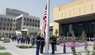 US has evacuated all Afghan embassy staff: Report