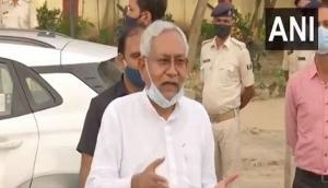 Bihar: 'All such talk have no basis', says Nitish Kumar on him being PM candidate