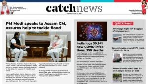 31st August Catch News ePaper, English ePaper, Today ePaper, Online News Epaper