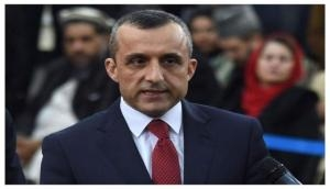 Amrullah Saleh says, don't want to surrender to Taliban, have asked my guard to shoot me twice in head if I get wounded
