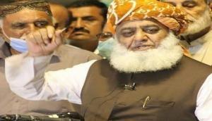 Pakistan must recognise Taliban govt, insists PDM chief Fazlur Rehman