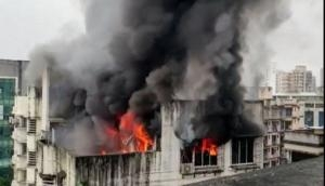 Maharashtra: Another fire breaks out in Mumbai Suburb; fire personnel injured