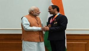 PM Modi lauds Paralympian for bagging silver: Outstanding Singhraj Adhana does it again