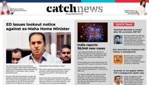 6th September Catch News ePaper, English ePaper, Today ePaper, Online News Epaper