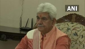 J-K: L-G Manoj Sinha launches online portal where Kashmiri migrants can lodge complaints about property disputes