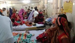 Amid COVID-19, viral fever among children is ragging in Delhi, Noida