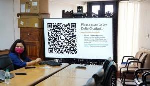Delhi govt launches new COVID-19 WhatsApp helpdesk number