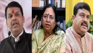 बीजेपी के 5 राज्यों में चुनाव प्रभारियों के ऐलान के बीच उत्तराखंड की राज्याप का इस्तीफा