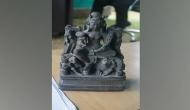 J-K: 1200-year-old sculpture of Goddess Durga recovered by Budgam police