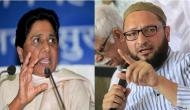 BJP accuses Mayawati, Owaisi of doing communal politics in UP