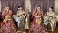 शादी के दौरान मां के साथ दुल्हन ने किया शानदार डांस, देखें वायरल वीडियो