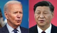 In phone call with Xi, Biden talks about ensuring US-China 'competition' does not become 'conflict': White House