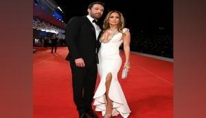 Jennifer Lopez, Ben Affleck make their red carpet debut at premiere of 'The Last Duel'