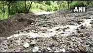 Uttarakhand: Landslide debris blocks Badrinath highway, damages dozens of vehicles in Sirobagad