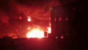 Maharashtra: Fire breaks out at chemical factory in Palghar