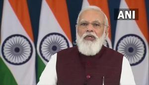 Swami Vivekananda's speech in Chicago in 1963 has solutions for incidents like 9/11 terrorist attacks: PM Modi
