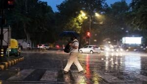 Weather Update: IMD predicts thunderstorms, moderate to heavy intensity rains in Delhi-NCR