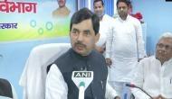 'Like Nandigram, BJP will win Bhabanipur also': Shahnawaz Hussain