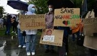 Afghan diaspora living in Germany hold protests against Taliban