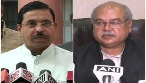 Union Ministers Pralhad Joshi, Narendra Tomar to visit Gujarat as BJP central observers