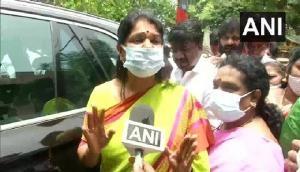 NEET is against social justice, says DMK's Kanimozhi