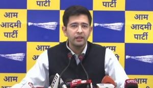 BJP has stooped so low, sends notices to AAP every year: Raghav Chaddha slams Centre over ED notice