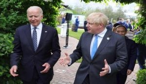 Boris Johnson expected to hold bilateral talks with Biden during UNGA