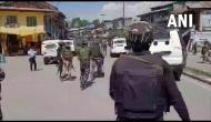 J-K: Terrorists hurl grenade at police in Pulwama, 3 civilians injured